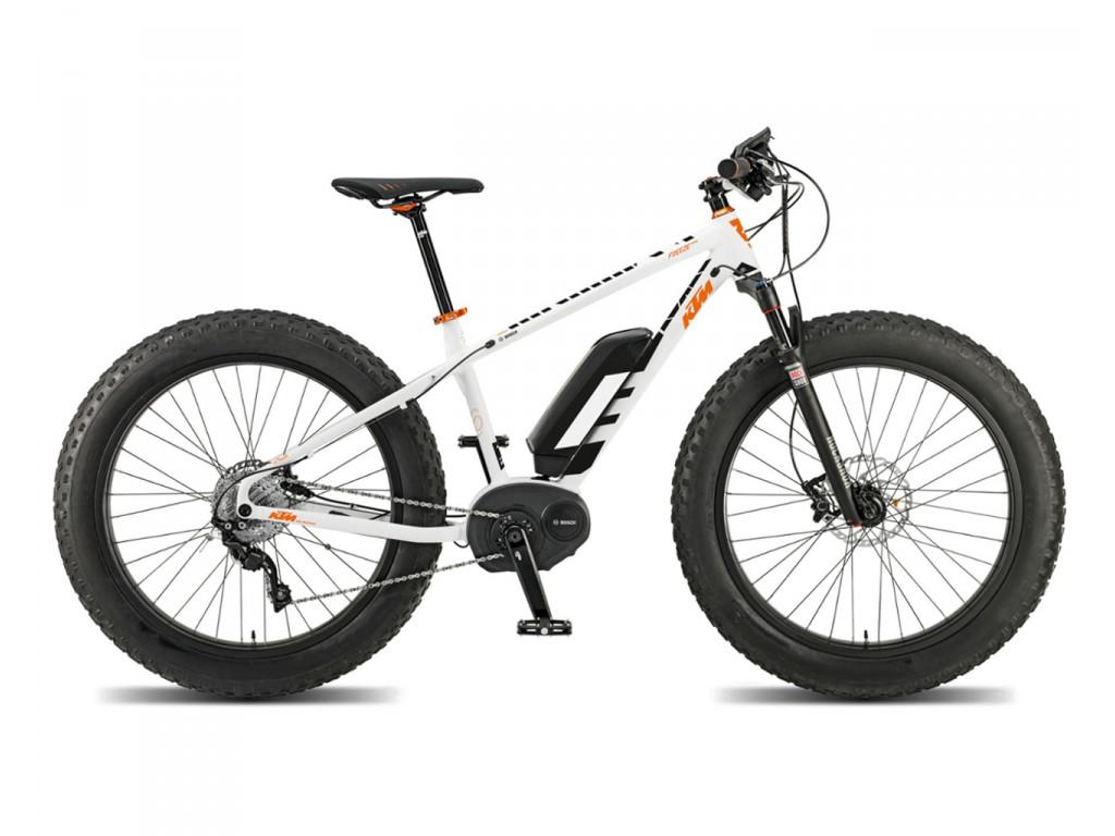 le fat bike Macina Freeze+ : un VTT pour tout terrain